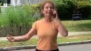 White Woman Calls Police On Black Neighbors
