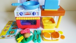 Play-Doh Meal Makin