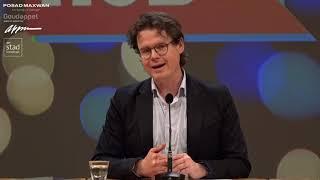 HUB Holland HUB - plenaire opening, keynote lecture door Kenan Aksular