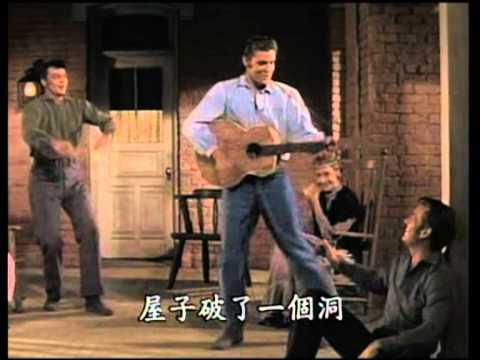 Elvis Presley - We're Gonna Move (Color+True Stereo) - 1956 - Love Me Tender Movie