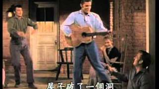 Elvis Presley - We're Gonna Move (Color+True Stereo) - 1956 - Love Me Tender Movie