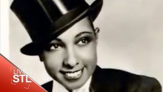 KETC | Living St. Louis | Josephine Baker Postage Stamp