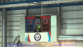 Видеообзор Планета-Гренада+  НХЛ(Ночная хоккейная лига )сезон 2014-15 Набережные Челны
