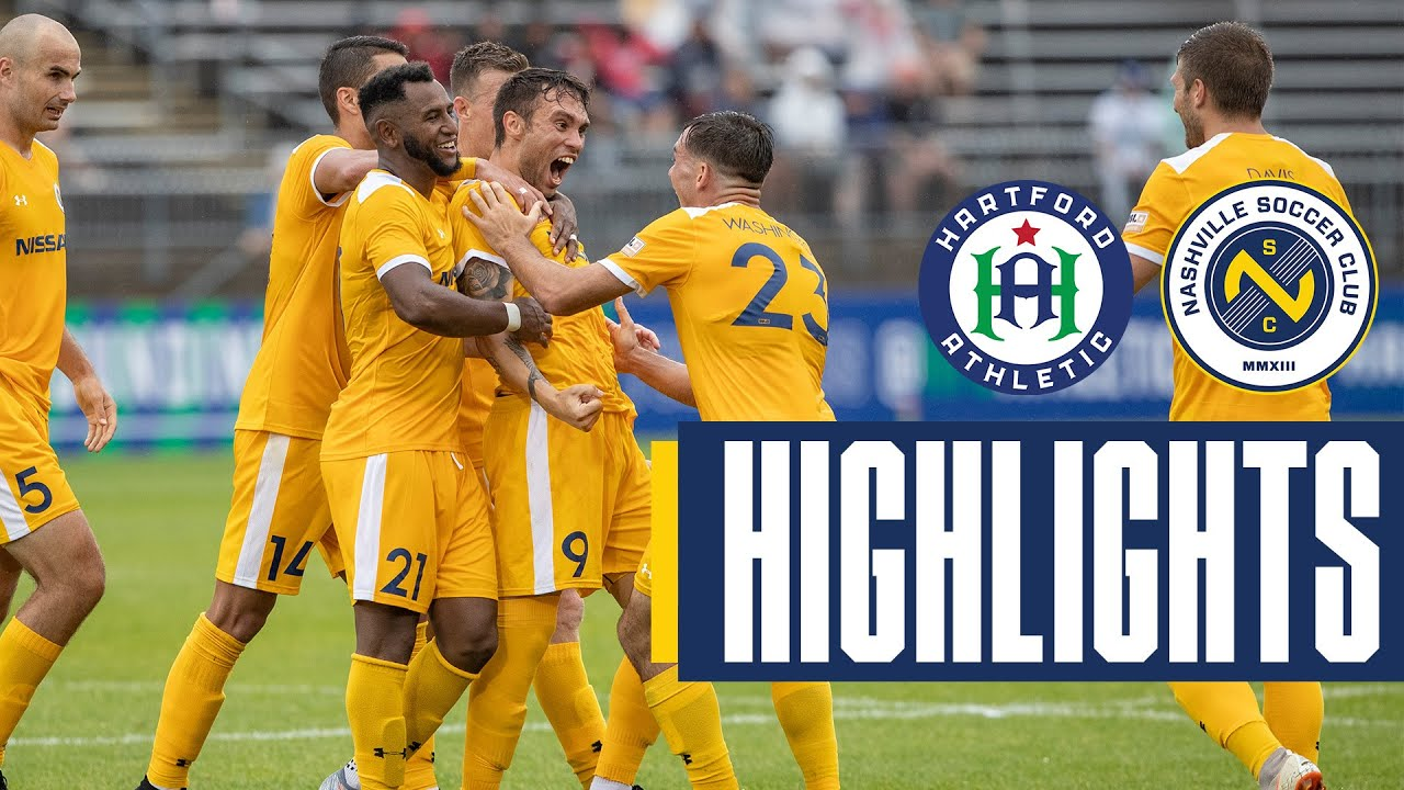 Nashville SC Remains Third in USL Championship Power Rankings