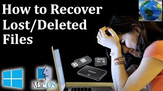 how to recover pc data