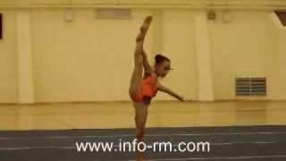 Юные гимнастки Мордовии