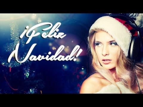 Canciones de Navidad en Inglés Modernas para Bailar 🎅 Música Navideña Alegre Electrónica Pop 2017