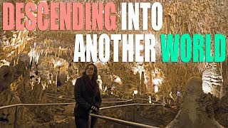 Carlsbad Caverns National Park & Frozen Out of New Mexico - Full Time RV Living