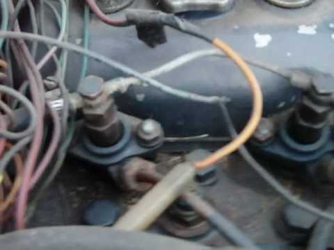 hqdefault semi cold start and walk around of my 1974 long 350 diesel farm long 2360 tractor wiring diagram at edmiracle.co