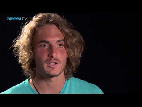 Tsitsipas Says 'I Haven't Felt So Happy After A Victory' After Beating Djokovic In Toronto 2018
