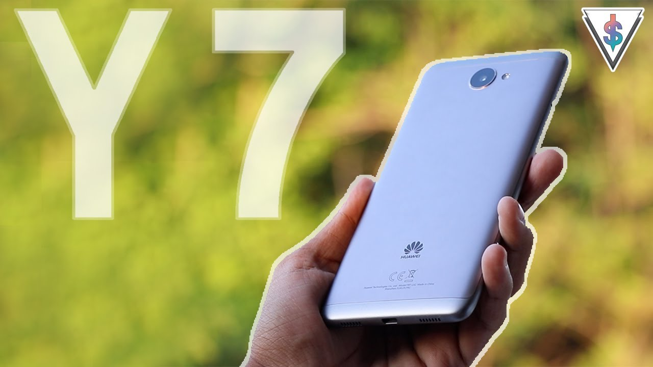 Huawei Y7 Review - Massive battery at a budget price