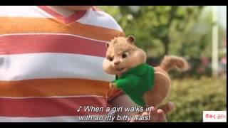 Alvin and the chipmunks The road chip funny Moment