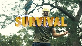 Repeat youtube video When Justice Crew enter SURVIVOR