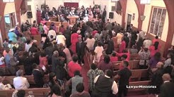 How They Praise God In Portland Oregon Convocation COGIC Style