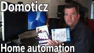 Using domoticz to control different brands of home automation equipment