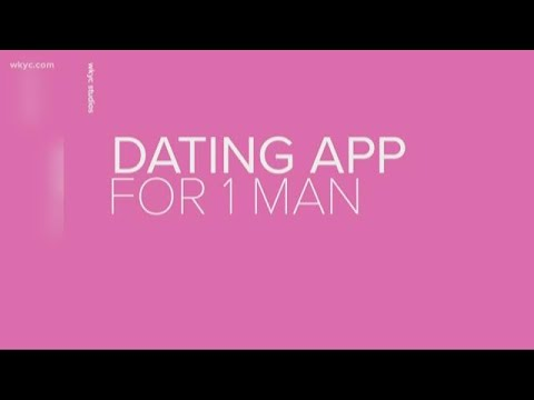 This Man Created His Own Dating App Where He's The Only Guy On The Site