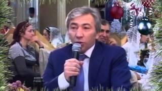Новогодний огонёк. Дагестан.