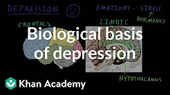 Biological basis of depression | Behavior | MCAT | Khan Academy