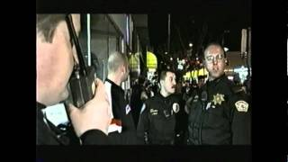 Spring Break Riots Seaside Oregon, Young Cops, ABC