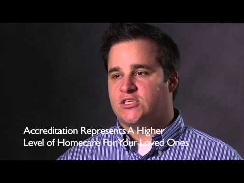 Salus Homecare San Fernando Valley Accreditation