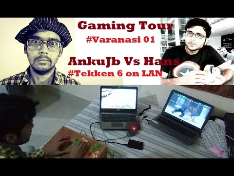 Gaming Tour #Varanasi 01