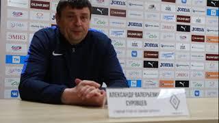 Пресс-конференция   КАМАЗ 5:0 Динамо-Барнаул