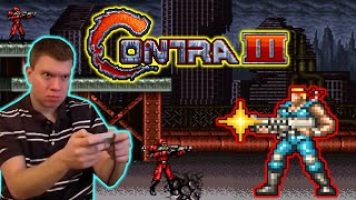 Other Contra Games Pt. 2  Contra 3 and 4 - The IRATE Gamer