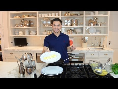 The Easiest French Omelettes At Williams-Sonoma
