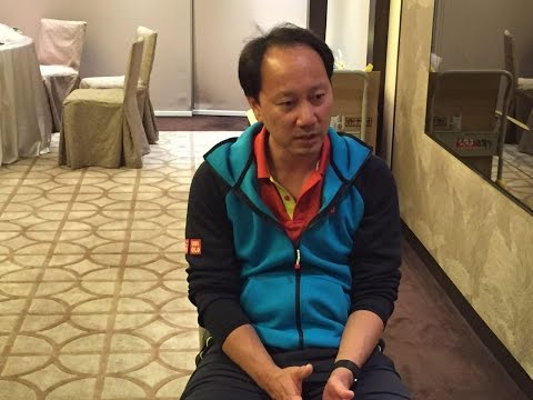 WATCH: Interview with Michael Chang (Oct 22)