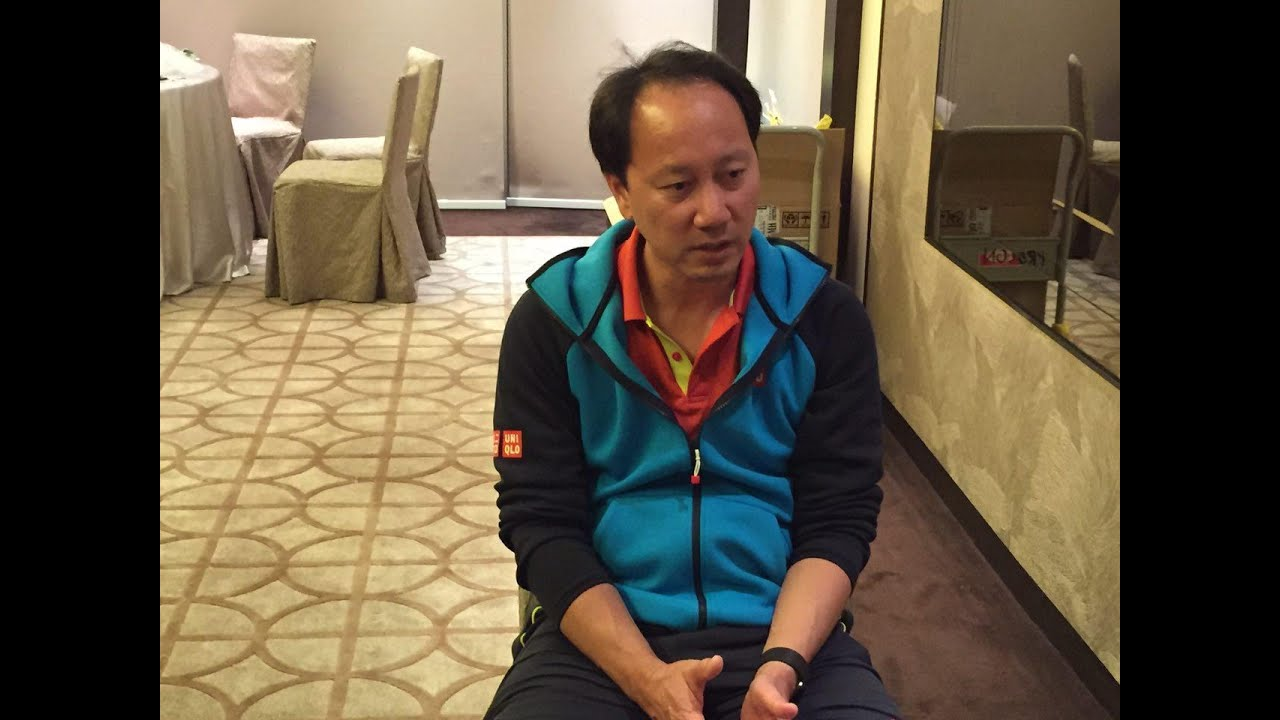 WATCH Interview with Michael Chang Oct 22