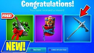 NEW! (DAY 11) OF 14 DAYS OF FORTNITE CHALLENGES! + NEW! FREE EXCLUSIVE REWARDS! GAMEPLAY!