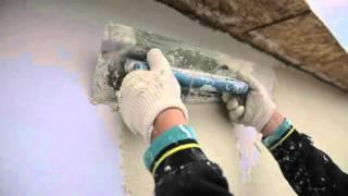 Влияние плотности теплоизоляционных плит на расход штукатурной смеси