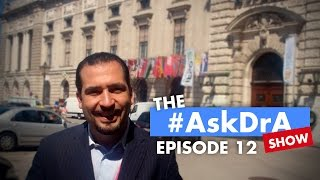 The #AskDrA Show |  Episode 12 | Dumping Syndrome, Being Cold, Losing Weight Before Sleeve Surgery