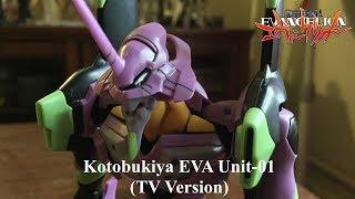 Kotobukiyas EVA Unit 01 TV Version Review