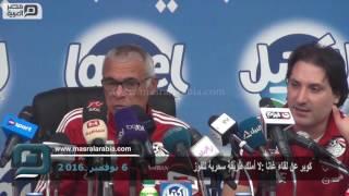 مصر العربية   كوبر عن لقاء غانا: لا أملك طريقة سحرية للفوز