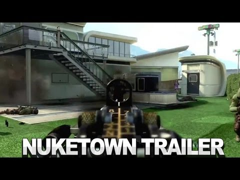 Call of Duty: Black Ops II - Welcome to Nuketown 2025 Trailer