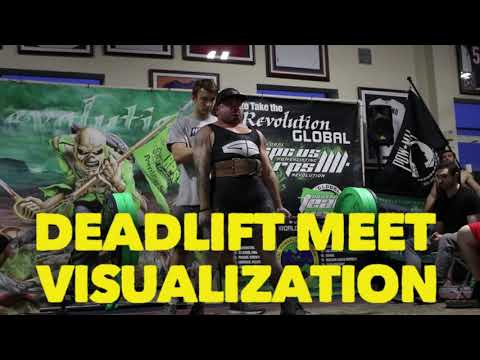 Mental Training for Powerlifting Deadlift Meet Visualization Deadlift Imagery