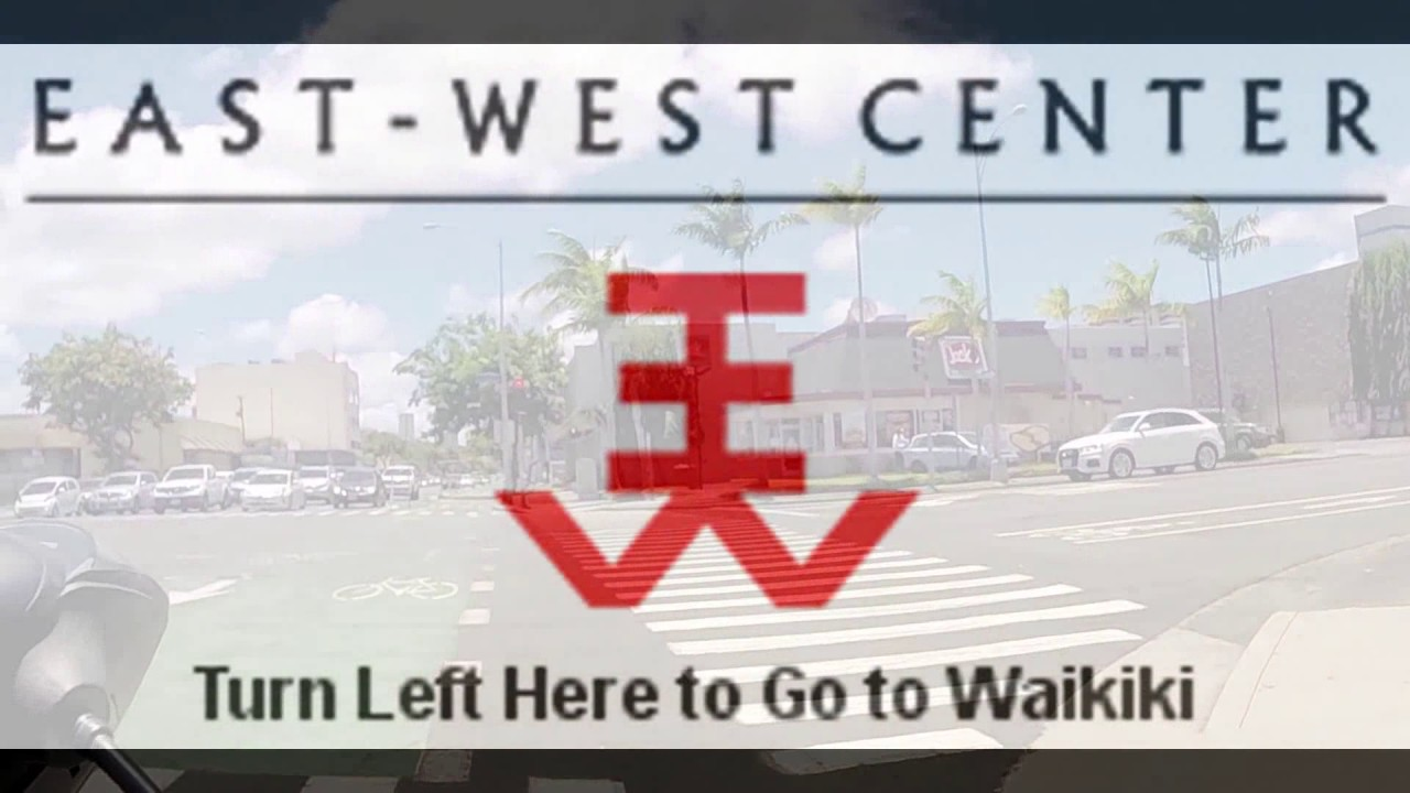 Getting Around   East-West Center Participant Information