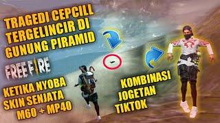 Download Video TRAGEDI KONYOL CEPCILL TERGELINCIR SAMPE DI EMOTIN MUSUH - GARENA FREE FIRE MP3 3GP MP4