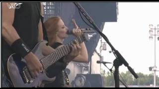 Epica Live at Pinkpop -  Martyr of the Free Word  (Live)