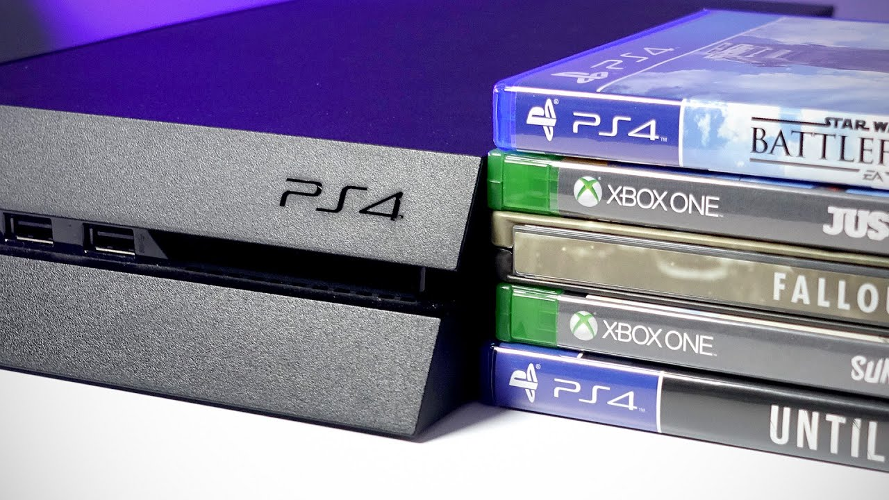 Ps4 Vs Xbox One Episode 6 Games Youtube