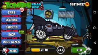 Zombie Road Trip Apk Hack V3.17