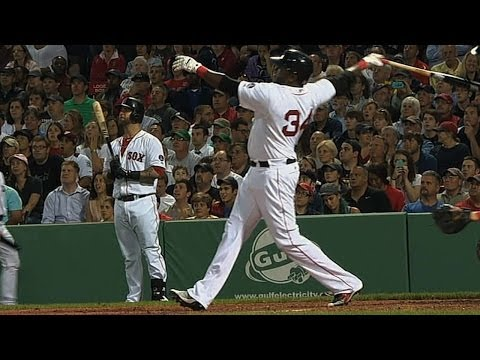 Papi clubs one of Red Sox's longest homer of 2013