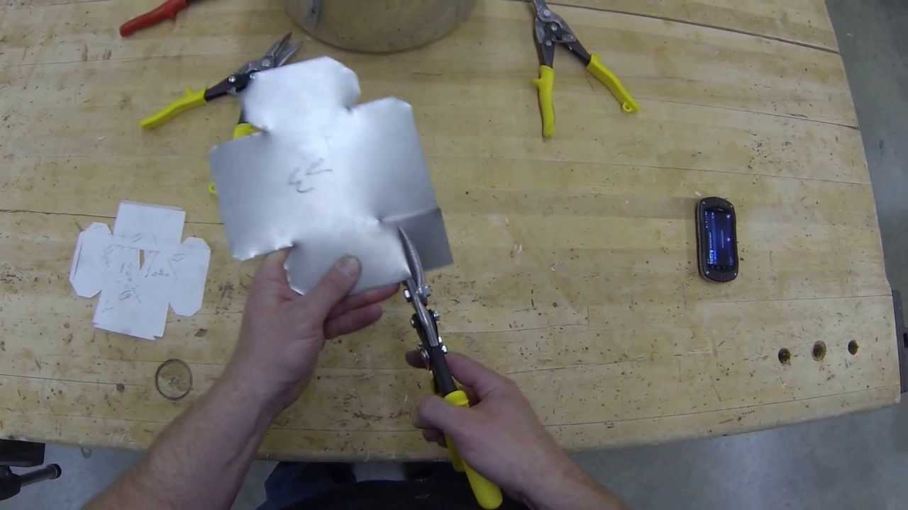 How To Build A Tool Box Metal