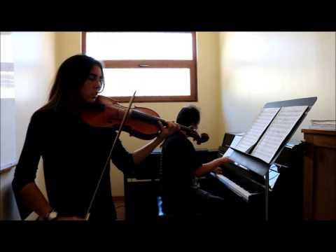 VCASS Application-Karl Friedrich Zelter Viola Concerto in E-flat Major
