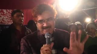 ramveer upadhyay at badarpur delhi vidhansabha chunav 2015