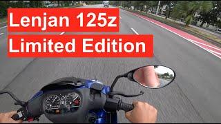 Yamaha 125ZR Limited Edition   2 stroke Sound High Quality