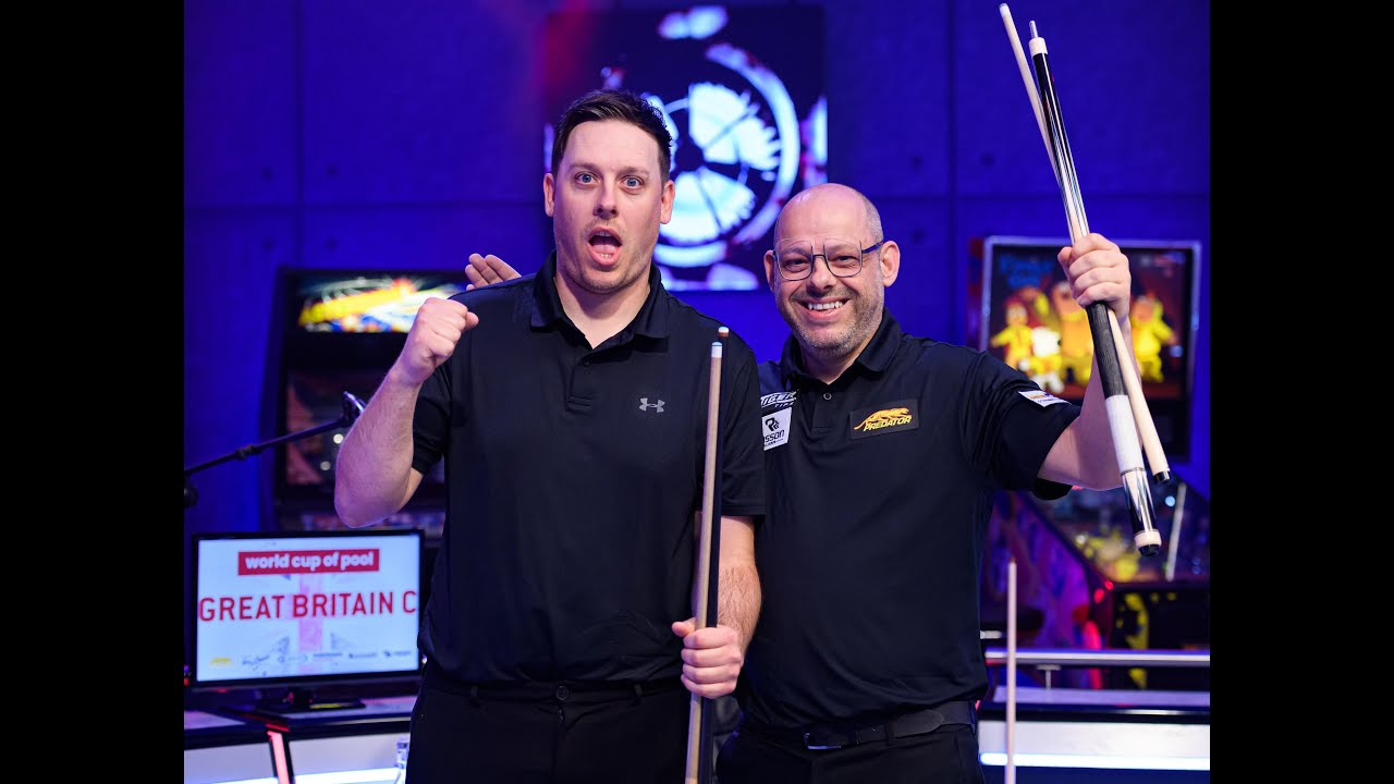 Download Day Three | Evening Session Highlights | 2021 World Cup of Pool
