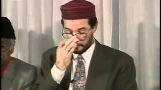 Rencontre Avec Les Francophones 29 décembre 1997 -(Abraham,qualité morale, racisme,les juifs)