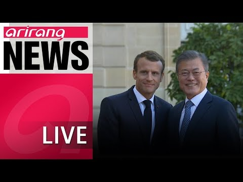 [LIVE/NEWS] President Moon calls on international community to lift sanctions on North Korea...